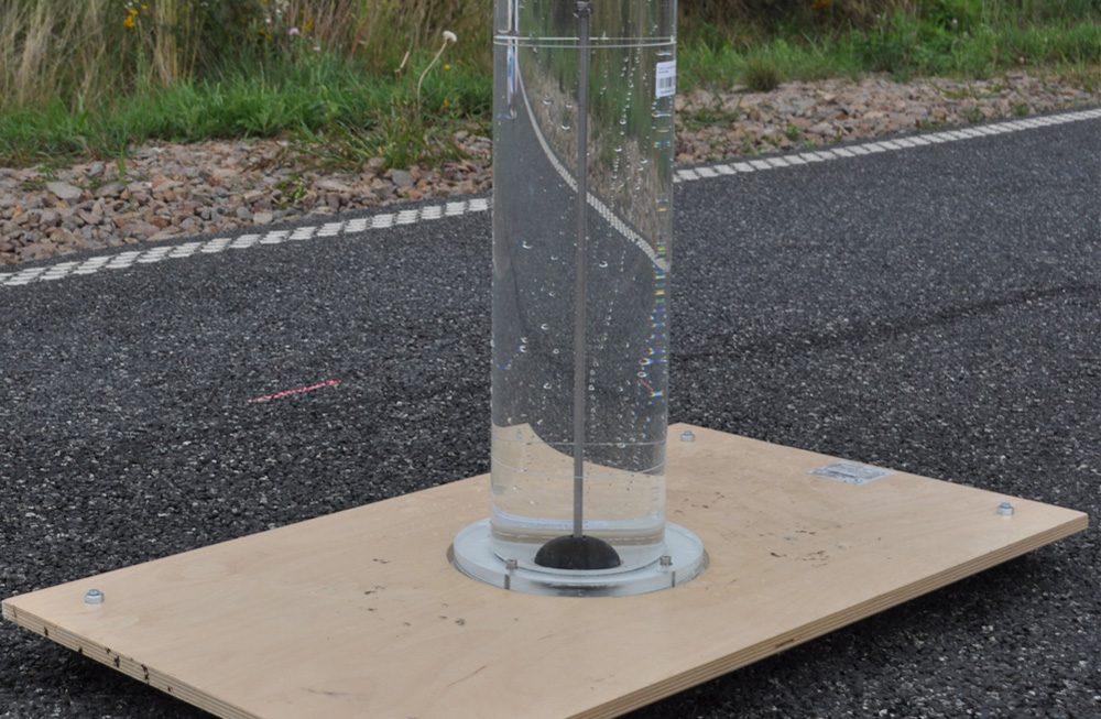 Ocena wodoprzepuszczalności nawierzchni poroelastycznych