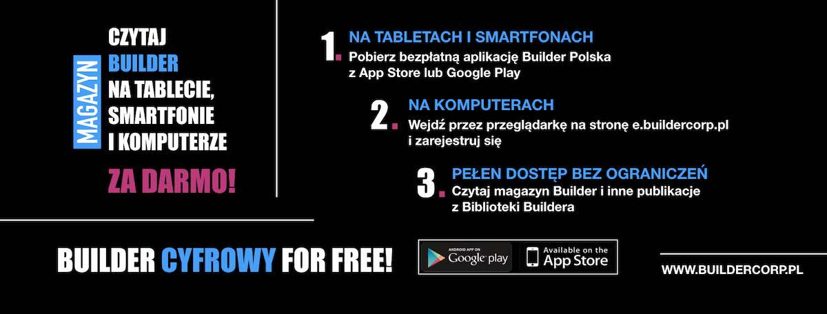 Builder cyfrowy for free