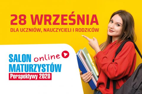 28 września Salony maturzystów online z udziałem Politechniki Białostockiej