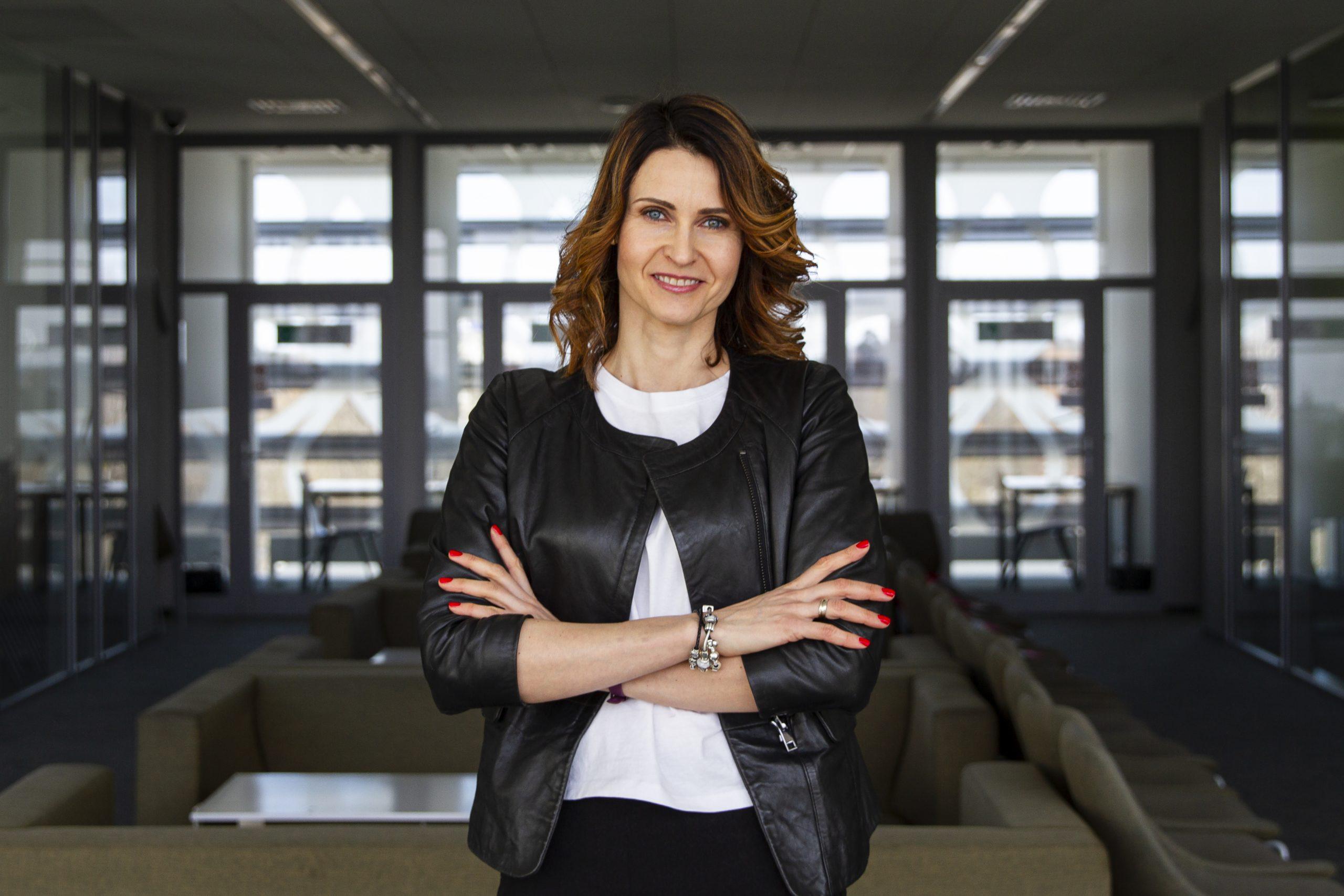 dr hab. Monika Kalinowska, Prof. PB - kierownik Katedry Chemii, Biologii i Biotechnologii