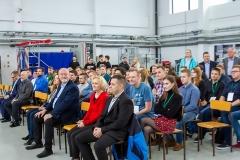 Ogólnopolski Konkurs Mostów Drewnianych na Wydziale Budownictwa i Nauk o Środowisku Politechnice Białostockiej.